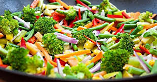 cuisiner les l馮umes autrement les légumes poêlés à l huile d olive sont meilleurs pour la santé
