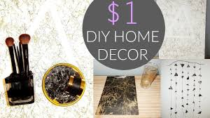 1 diy home room decor britt simerson youtube