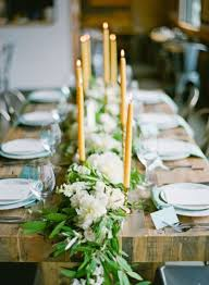 266 best floral table runners images on pinterest marriage