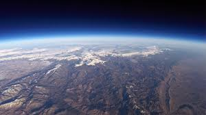 photos near space ballooning stratospheric photography