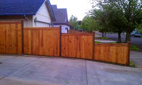 fence lowes fencing panels cedar fence panels lowes wood