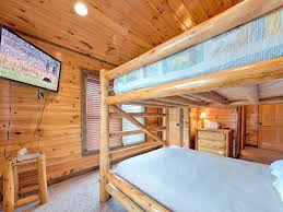 standing bear lodge cabin in gatlinburg w 5 br sleeps18 image description