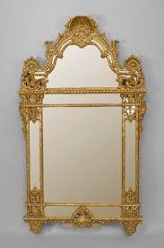 antiker spiegel gold french regence mirror wall mirror gilt regence pinterest