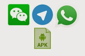 telegram apk file sending files using android apk wechat telegram and whatsapp