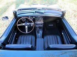 1968 corvette interior 1968 chevrolet corvette convertible 137810