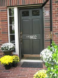 how to paint a front door without removing it i50 on best