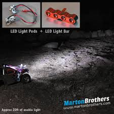 Rc Truck Light Bar Marton Brothers Ultra Bright Led Light Bar Marton Brothers