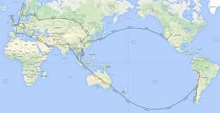 Star Alliance Route Map Download Travel Route Map Major Tourist Attractions Maps