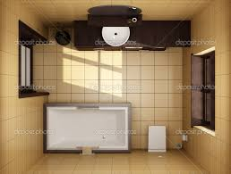 Finished Bathroom Ideas How To Clean A Jacuzzi Tub Modern Japanese Bathroom Design Brown