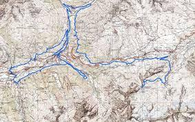 Run Map Maps Stonebrixiamanxtri Xtreme Triathlon