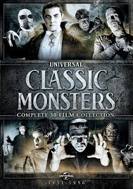 Classic Halloween Monsters List Amazon Com Classic Monsters Complete 30 Film Collection Bela