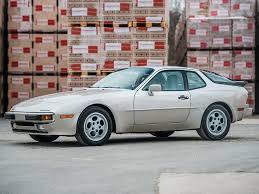 porsche 944 silver анонс торгов 10 11 марта новая z8 и porsche 944 turbo u2014 drive2