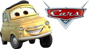 cars characters yellow the cars movie characters png