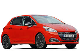 list of peugeot cars peugeot 208 hatchback review carbuyer