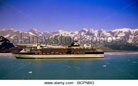 large infinity cruises cruise ship offshore in shallow