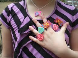 valentine u0027s eraser jewelry crafty crafts