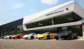 lamborghini car dealerships lamborghini newest dealership centro gtspirit