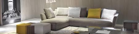 Modern L Sofa Modern L Shape Sofas Flexform