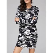 casual camo dress cheap wholesale online drop shipping trendsgal com