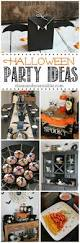 awesome halloween party ideas halloween rice krispie treats bones clean and scentsible