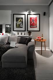 Bachelor Home Decorating Ideas Compact Bachelor Haven In Moscow Defined By The Combine Of Modern