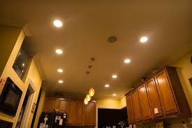 Ceiling Light Conversion Kit by Led Can Light Retrofit For 4 Fixtures 9w Can Light Conversion