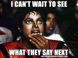 Can T Wait Meme - 39 best michael jackson popcorn meme images on pinterest dankest