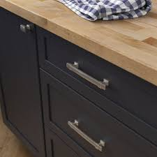 wayfair black kitchen cabinet pulls wrapped square 5 1 16 center to center bar pull drawer