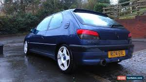 blue peugeot for sale 1997 peugeot 306 for sale in united kingdom