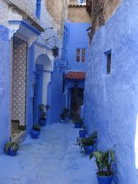 The Blue City Morocco by Chefchaouen Morocco Pictures Citiestips Com