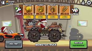 hill climb racing 2 super jeep racing car monstre truck