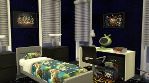 Star Wars Bedroom by My Sims 4 Blog Star Wars Bedroom Recolors By Tacha75