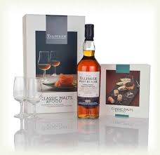 food gift sets talisker port ruighe classic malts food gift set with 2x