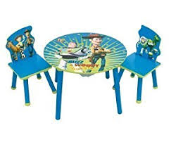 toy story activity table childrens toy table and chairs disney toy story activity table and