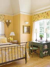 yellow bedrooms we love green desk toile bedding and black beds