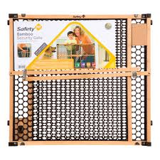 Compression Baby Gate Safety 1st Naturals Bamboo Child Security Gate Ga035 Child