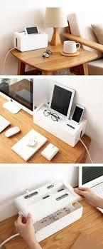 keep cables on desk pro series model one pro 6 one outlet cable pass thru in wall