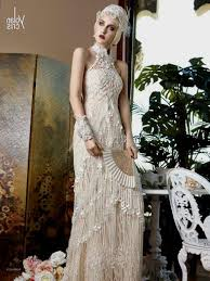 great gatsby wedding dress wedding ideas