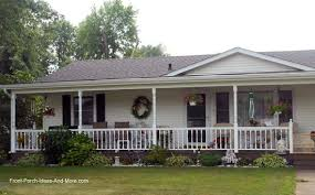 ranch home porches add appeal and comfort ranch style ranch
