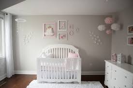 Pink And Gray Nursery Decor Interesting Pink And Gray Nursery Ideas 3492 Baby Tour My