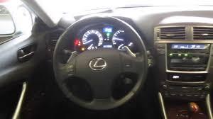 lexus is 250 miami fl 2007 lexus is250 light blue metallic stock 015488 interior