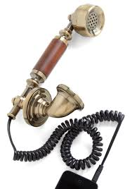 handset for whom the gear turns