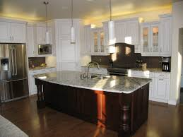 white kitchen with black island kitchen remodel white black island cabinets maple arctic curag