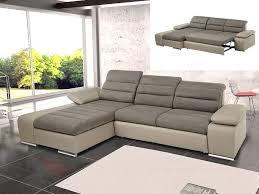 canap angle taupe canape angle simili canapa sofa divan scoop canapac dangle gauche en