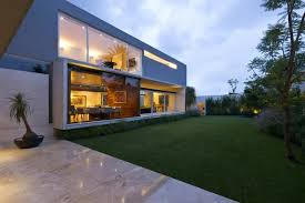 Modern Concrete Home Plans Attractive Lighting Ideas For Modern Concrete Home Nytexas