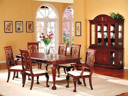 cherry wood dining room table traditional dining room sets cherry sustani me