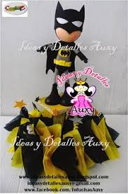 batman centerpieces customized personalized inspired gumball machine candy