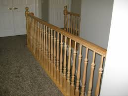 Railings And Banisters Remodelaholic Stair Banister Renovation Using Existing Newel