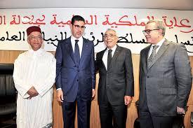 magistrat du si e et du parquet l indépendance du parquet enfin maroc hebdo international