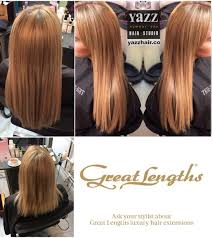 great lengths extensions annabelle creates new great hairstyles using great lengths extensions